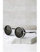 Круглые солнцезащитные очки I5058