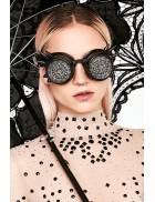 Круглые очки Burning Star