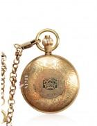 Карманные механические часы в антикварном стиле