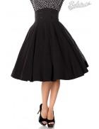 Расклешенная юбка с завышенной талией Belsira
