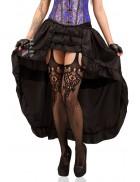 Короткая юбка со шлейфом X188