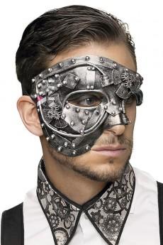 Мужская маска в стиле Steampunk CC1060