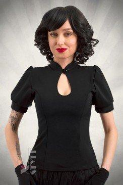 Блузка в стиле Ретро Xstyle