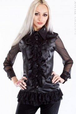 Блузка с жабо X-Style