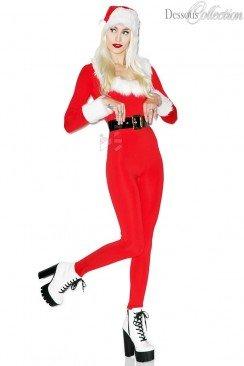 Новогодний костюм Мисс Санта DS6185