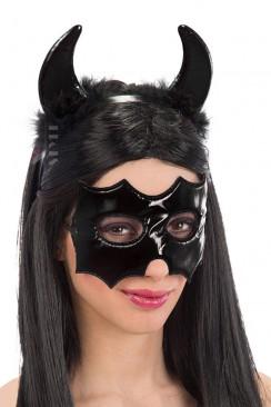 Набор аксессуаров демона (рога и маска) Cosplay Couture