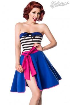Яркая пляжная юбка B0126