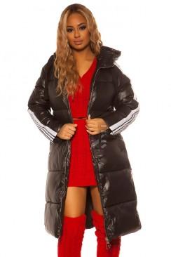 Зимняя куртка-пальто MF141
