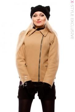Зимняя кашемировая женская куртка X5028