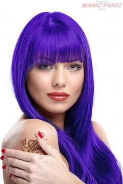 Фиолетовая усиленная краска для волос Ultra Violet