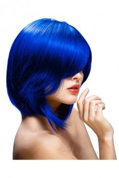 Синяя краска для волос Midnight Blue