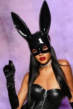 Маска кролика Playboy A1085