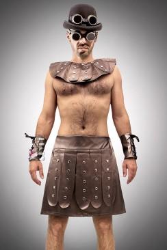 Мужской фестивальный костюм X21012