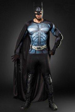 Мужской костюм Batman