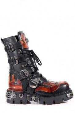 Ботинки Fuego