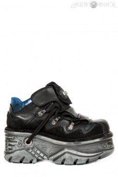 Ботинки на платформе женские 1075-S5