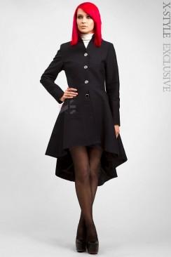 Женское пальто-фрак X-Style