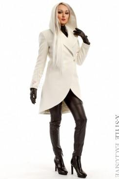 Элегантное зимнее пальто из кашемира X-Style