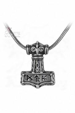 Кулон Bindrune Hammer