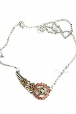 Кулон Steampunk Wing XT jewelry