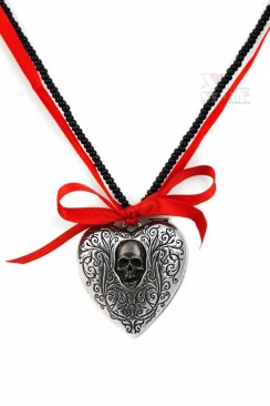 Медальон The Reliquary Heart Locket