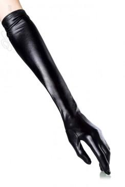 Длинные перчатки под латекс Amynetti
