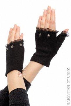 Кашемировые митенки Xstyle accessories