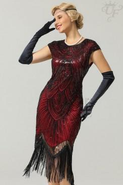 Платье в стиле Гэтсби U5521
