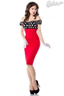 Винтажное платье-карандаш Belsira