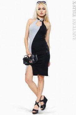 Облегающее платье 105121