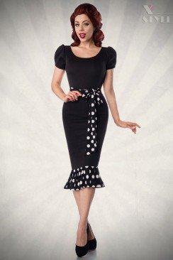 Платье-годе в стиле Ретро