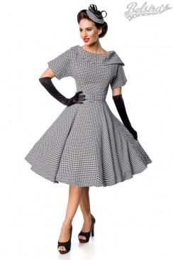 Ретро-платье с поясом Belsira Premium