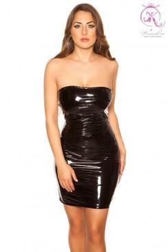 Платье под латекс KC5409