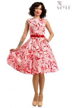 147411873d4 XSTYLE Летнее платье Pin-Up X5351 2250 грн · Летнее платье с цветочным  узором X5349 ...