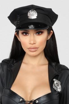 Полицейская фуражка женская CR2015