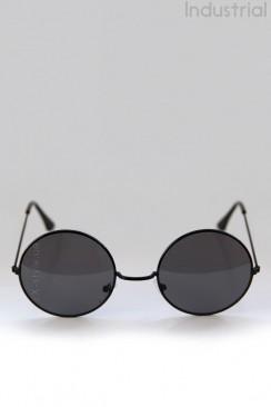 Круглые черные очки IN5097