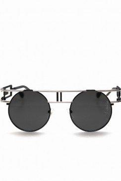 Круглые очки в стиле Хай-тек