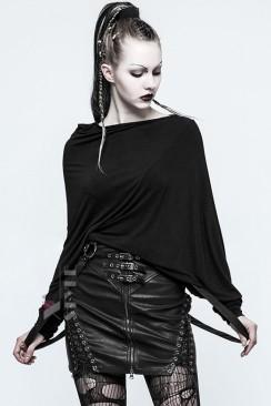 Женский черный джемпер PR1167
