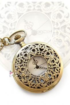 Карманные часы в Викторианском стиле