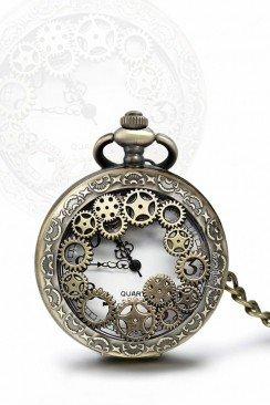 Карманные часы Стимпанк Brakspear