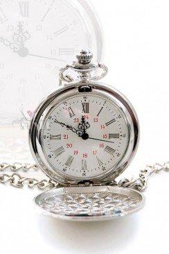 Карманные часы в антикварном стиле PRESTIGE