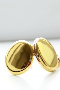 Золотистые карманные часы Brakspear