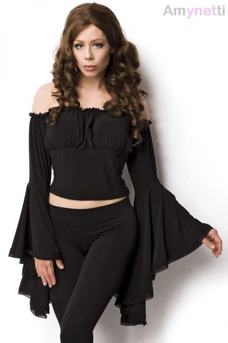Блузка в пиратском стиле A1211 (101211)