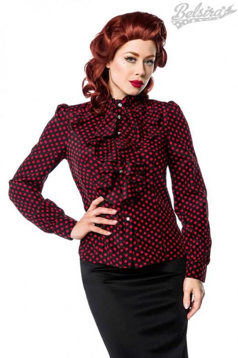 Блузка в стиле ретро Belsira (101158)