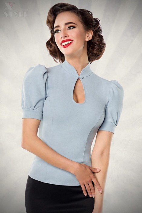 Винтажная блузка Belsira (101188)