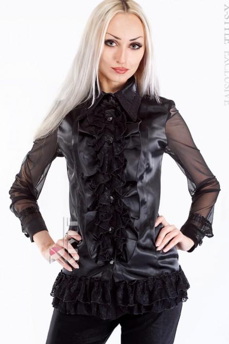 Блузка с жабо X-Style (101114)