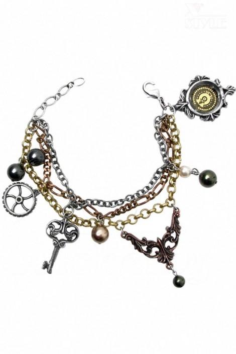 Браслет Mrs Hudsons Cellar Keys (AGA81)