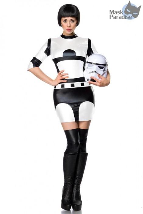 Женский костюм Штурмовик Star Wars M8077 (118077)