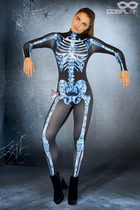 Костюм Iron Skeleton CC8090 (118090)