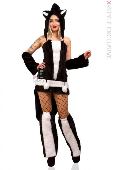 Карнавальный костюм Панда X8055 (118055)